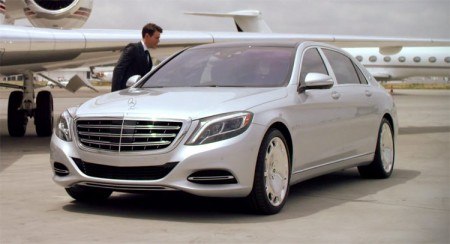 Mercedes-Maybach S600 video brochure