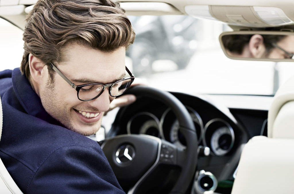 Life looks premium through the Mercedes-Benz glasses