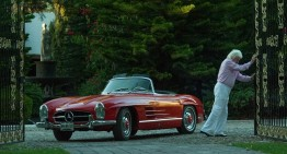 The Mercedes-Benz classics treasure in Mexico