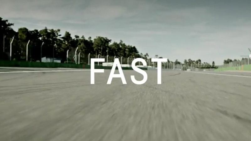 Something fast is coming