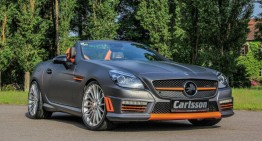 Carlsson CSK55 – what has been seen, can not be unseen