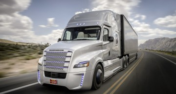 Daimler self-driving trucks ready for testing in Germany