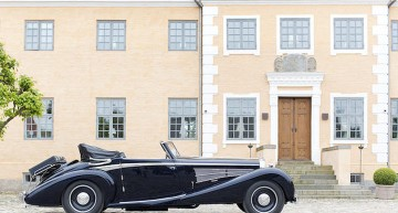 1933 Maybach DS8 Zeppelin Roadster for sale