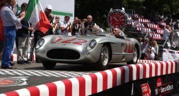 Mercedes-Benz shines at Classic Days Schloss Dyck 2015