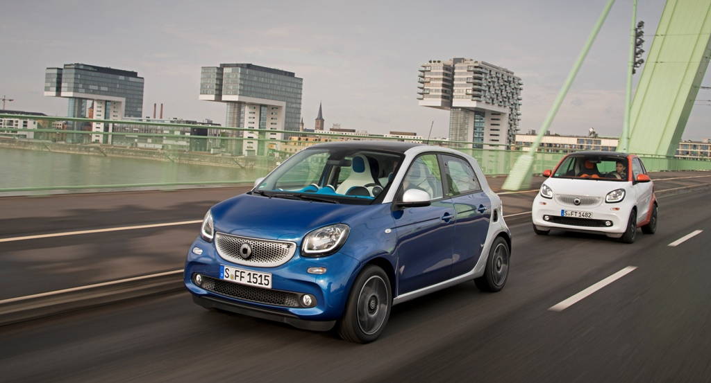 FIRST DRIVE smart DCT Turbo. How good is the new dual-clutch?