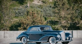 Mercedes-Benz 300 Sc Coupe – the car of the elites