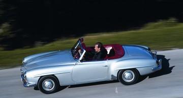 Legendary Mercedes-Benz 190 SL now eligible for Mille Miglia