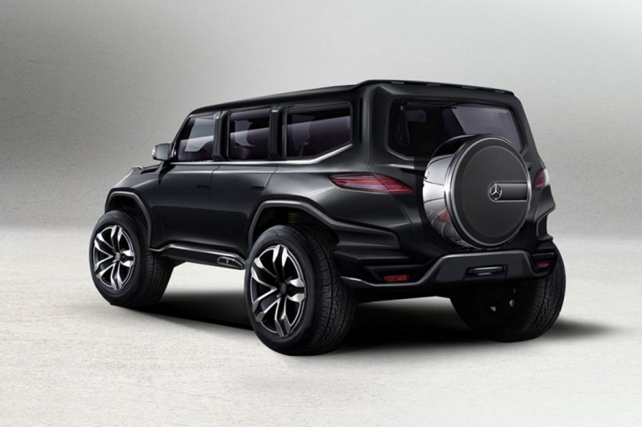 Ares G-Class 2