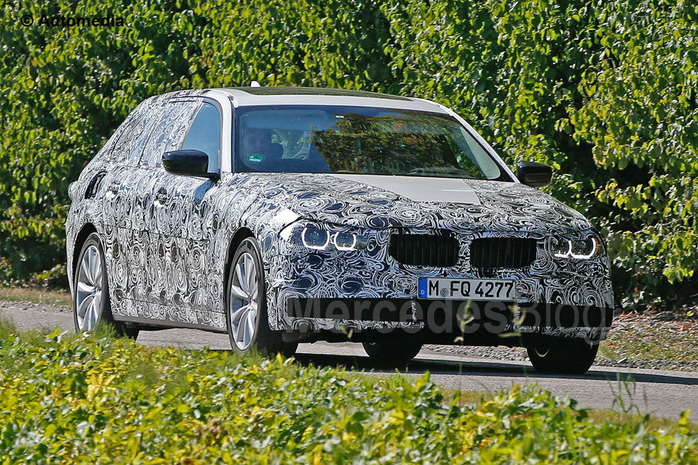 BMW 5 Series G30 planned for 2016
