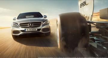 Mercedes-Benz C 350 e: Success has two sides