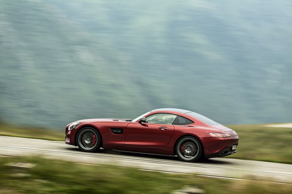 Mercedes-AMG GT S test pe Transfagarasan (25)