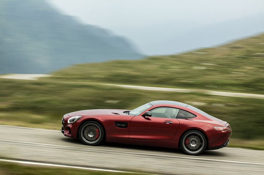 Mercedes-AMG GT S test pe Transfagarasan (31)
