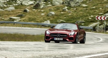 And the Motor Trend Best Driver's Car is… Mercedes-AMG GT