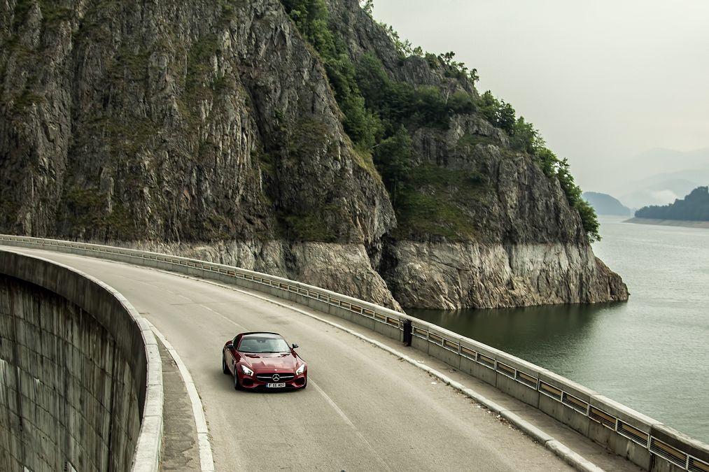 Mercedes-AMG GT S test pe Transfagarasan (9)