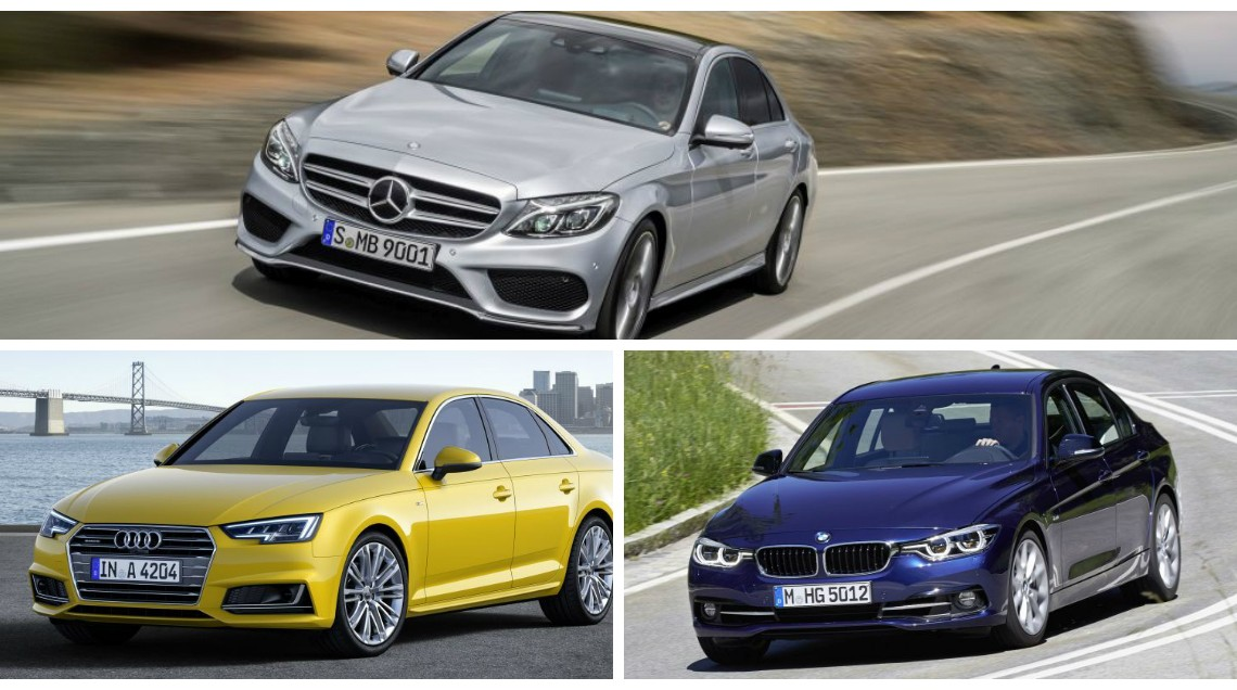 June 2016 sales: Mercedes is the leader of premium car market in the half of 2016