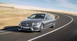2016 Mercedes C-Class Coupe prices start from €35,581 in Europe