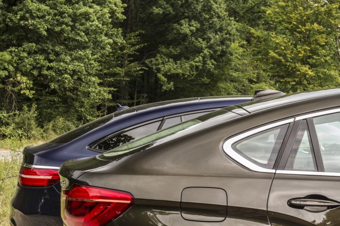 Exclusive First Comparative Review Of The Mercedes Gle 350 D Coupe