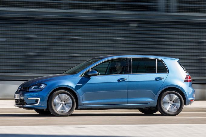 VW Golf e  3