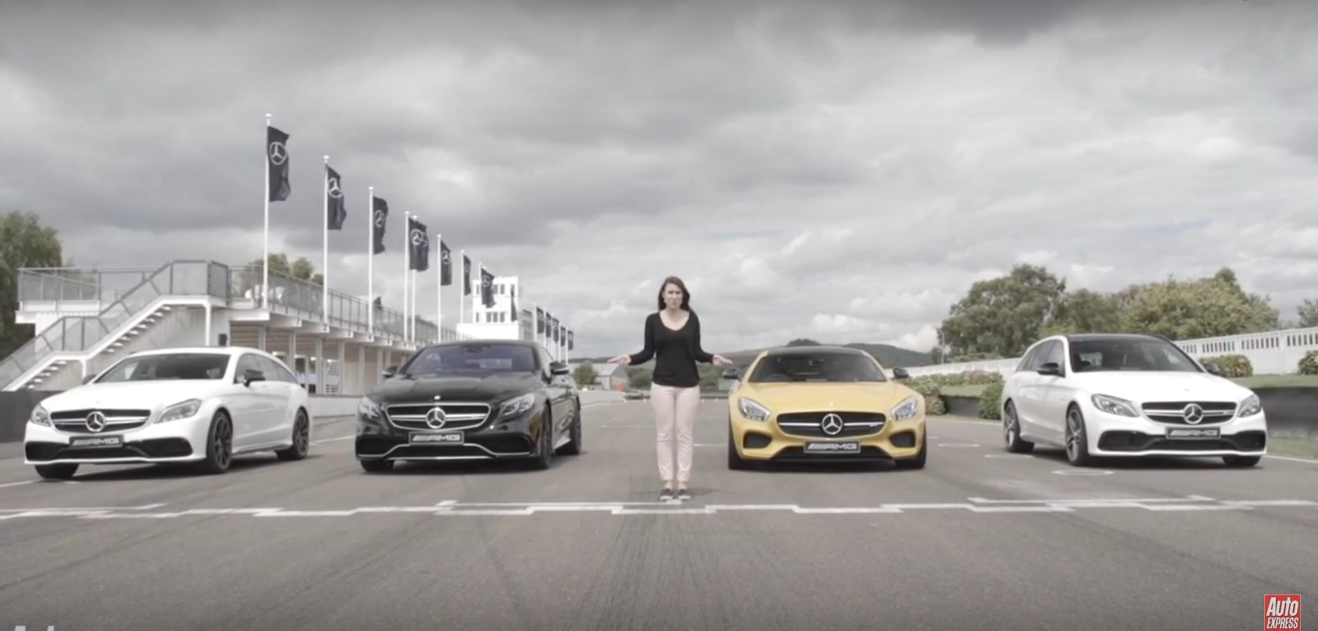 Amg Battle Mercedes Amg Gt Versus C 63 S 63 Coupe And