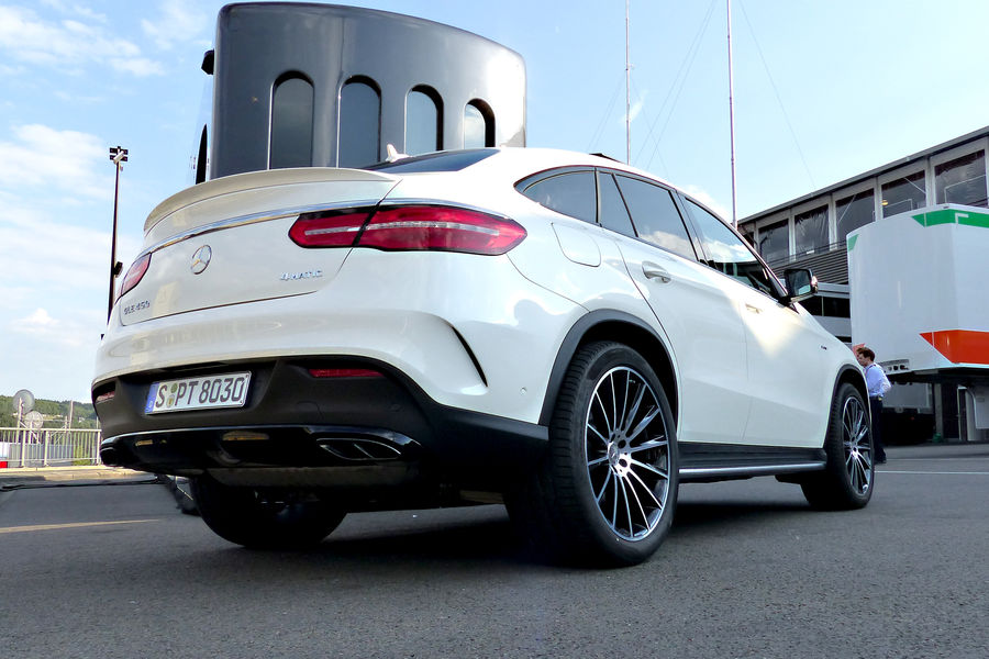 F1 Boss Bernie Ecclestone ditches Maybach for GLE Coupe