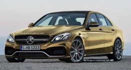 Mercedes-AMG E 63 secrets revealed. 600 HP twin-turbocharged V8