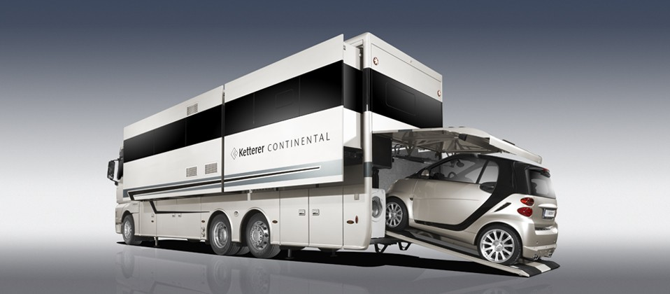Coach House Rv >> Mercedes based Ketterer Continental RV, big enough to ...
