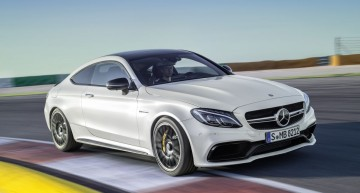 2016 Mercedes-AMG C 63 Coupe officially here. FULL DETAILS