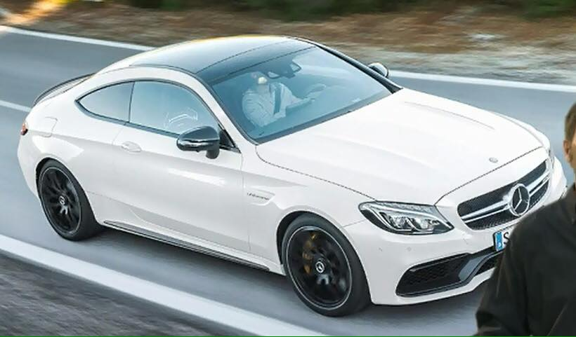 2016 Mercedes-AMG C 63 Coupe revealed in leaked official pics