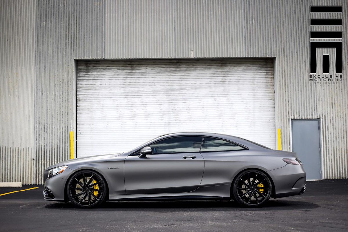 The Delicate Case Of Tuning A Mercedes Amg S 63 Coupe