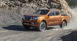 Meet the future Mercedes pick-up in Nissan Navara clothes