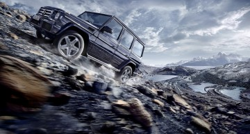 King of the road and of the off-road in new video – the Mercedes-Benz G 500 4×4²