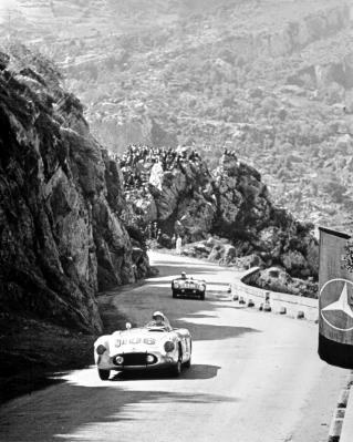 1955 Targa Florio 4