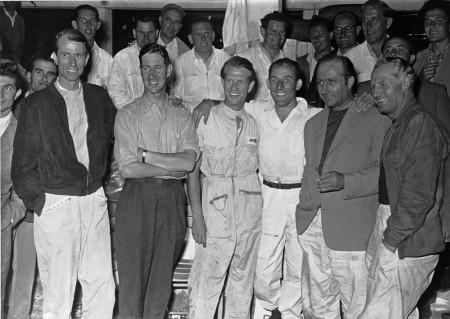 Targa Florio 1955