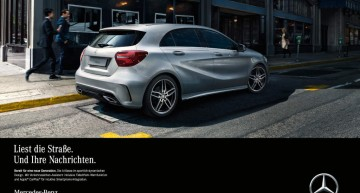 ConfigureACTION – The new A-Class campaign