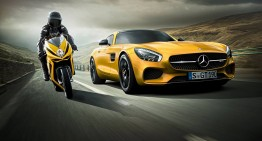 Mercedes-AMG and MV Agusta – the partnership of leadership