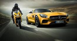Mercedes-AMG and MV Agusta – the partnership of leadership