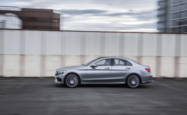 The Mercedes-Benz C-Class is a best-seller in Canada