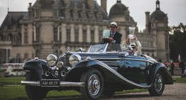 1936 Mercedes-Benz 500K Special Roadster – Belle of the Ball in France
