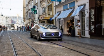 F015 Luxury in Motion, first time in Europe