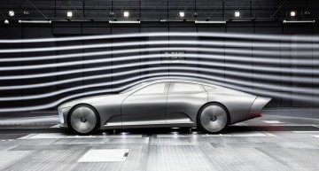 First video ever of the car that changes shape – The IAA Concept