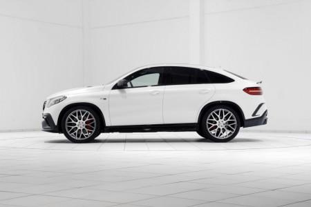Mercedes Brabus 850 GLE Coupe (3)