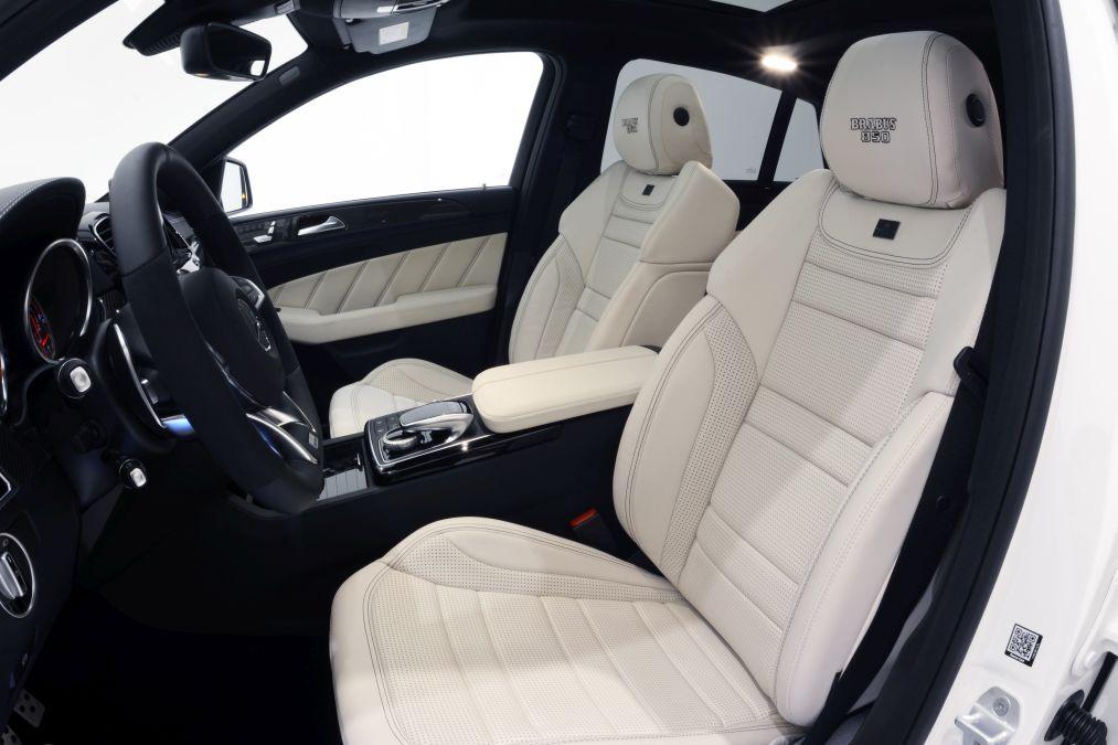 Frankfurt 2015: Brabus Mercedes-Benz GLE850 - GTspirit