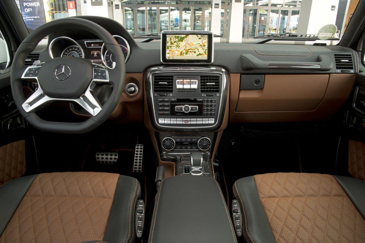 Mercedes-AMG G 63 Edition 463 1