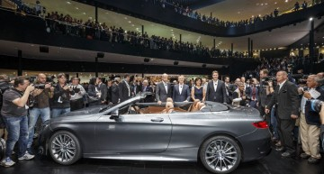 LIVE@IAA: Five Mercedes world premieres in Frankfurt