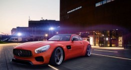 GWAt is that? Mercedes-AMG GT S body kit rendered by GWA