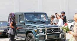 The G 63 AMG. Good enough for Rambo