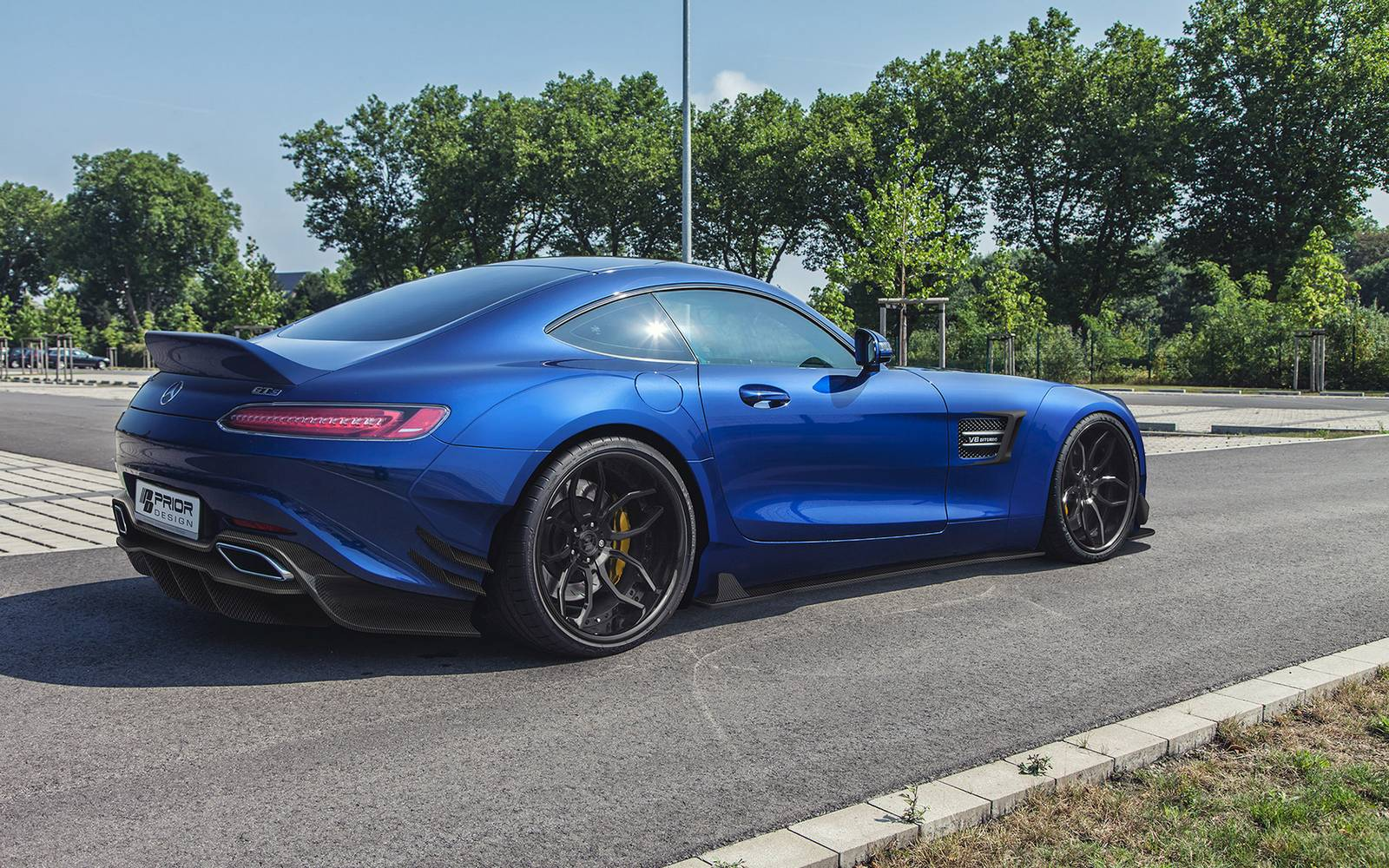 Mercedes-AMG GT S by Prior Design
