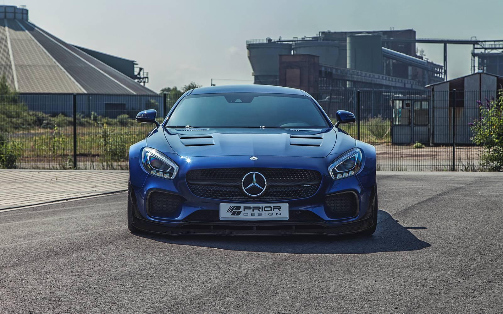 Mercedes-AMG GT S by Prior Design