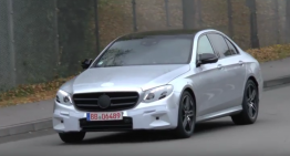 2017 Mercedes E-Class video reveals all design secrets