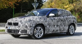 BMW X2 niche buster comes out in the open – first spy pics